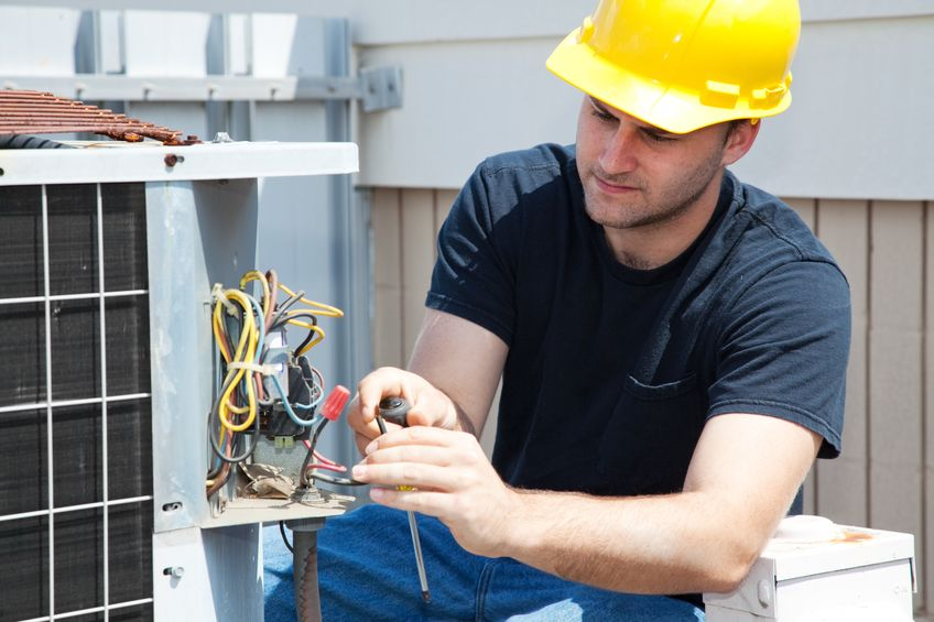 air conditioning repair portage in