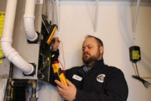 Heating maintenance in Valparaiso, IN
