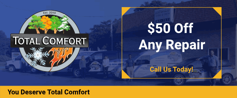 $50 off any repair coupon